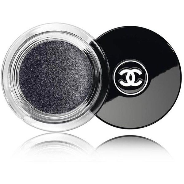 CHANEL ILLUSION D'OMBRE VELVET Long Wear Luminous Matte Eyeshadow found on Polyvore featuring beauty products, makeup, eye makeup, eyeshadow, beauty, eye shadow, filler, cream eye shadow, chanel eye makeup and iridescent eyeshadow