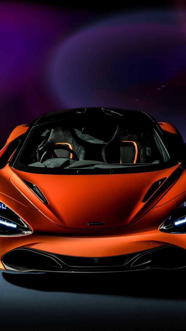 Amazing Wallpaper Mclaren 720s Orange Sports Car 2018 7201280 Wallpaper Car Iphone Wallpaper Hd Wallpaper Iphone Car