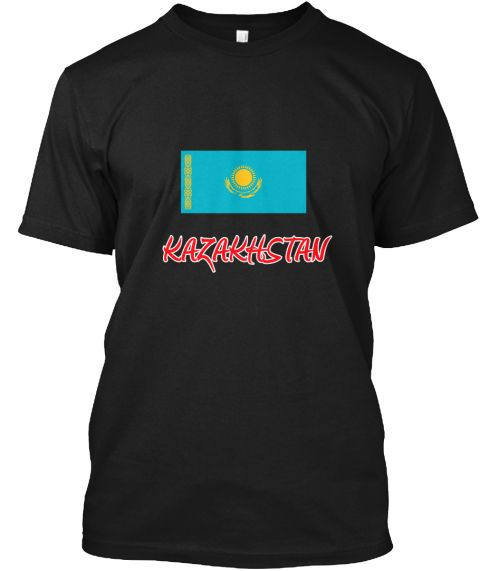Kazakhstan Flag Artistic Red Design Black T-Shirt Front - This is the perfect gift for someone who loves Kazakhstan. Thank you for visiting my page (Related terms: I Heart Kazakhstan,Kazakhstan,Kazakhstani,Kazakhstan Travel,I Love My Country,Kazakhstan Flag, Kazak #Kazakhstan, #Kazakhstanshirts...)