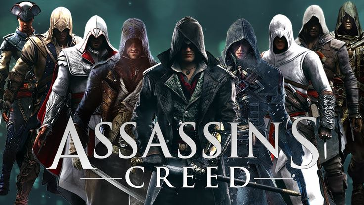 [Video] All Assassin's Creed Trailers (from AC to AC: Origins) #Playstation4 #PS4 #Sony #videogames #playstation #gamer #games #gaming