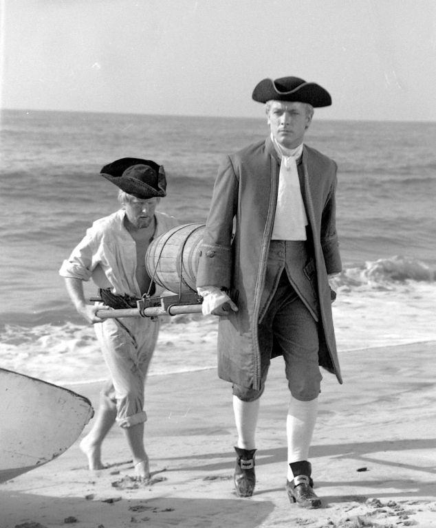Robert Hoffman in The Adventures of Robinson Crusoe ( 1964 )