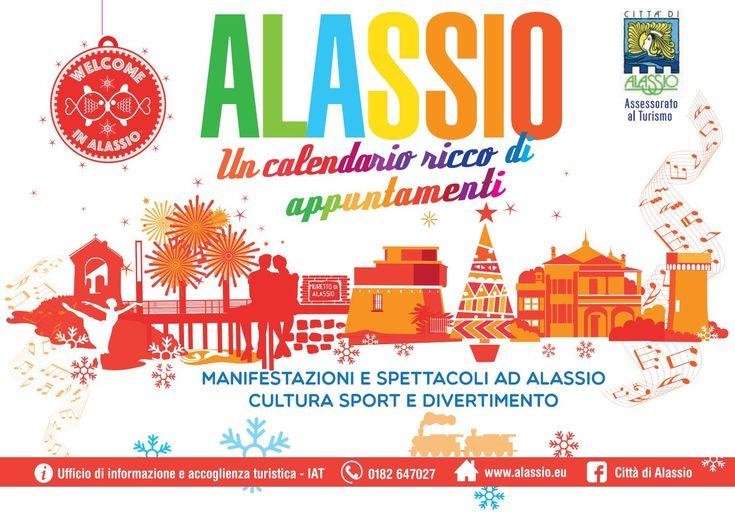 Calendario Eventi Natale Alassio
