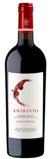 amaranto potere san cristoforo #wine #label www.prettywines.com
