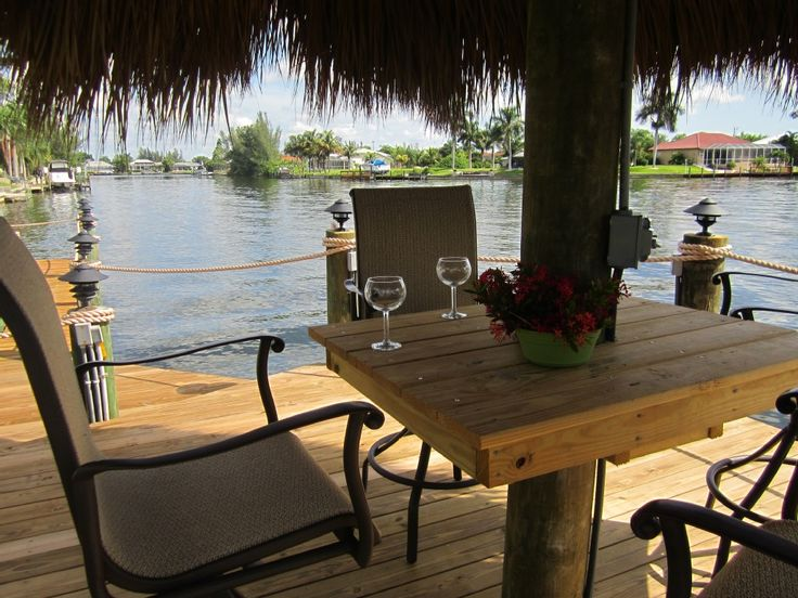 Awesome Outdoor Furniture Cape Coral Fl Part - 13: Marina Tiki Cape Coral Florida - Google Search