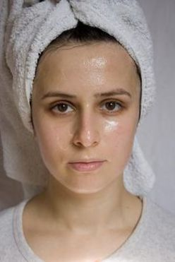 how to get rid of white pimples on your face