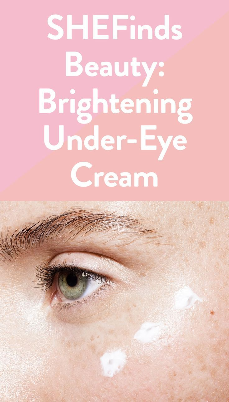 We Found The World S Best Brightening Under Eye Cream At Target