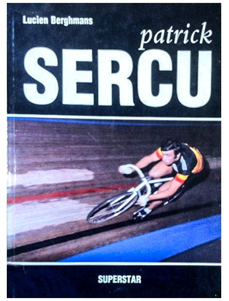 Patrick Sercu Piste Baan Koers Flandrien Gent Trackracing Track