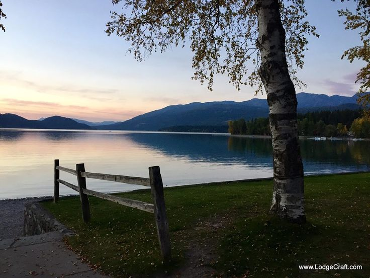 Whitefish Lake, 10.10.16