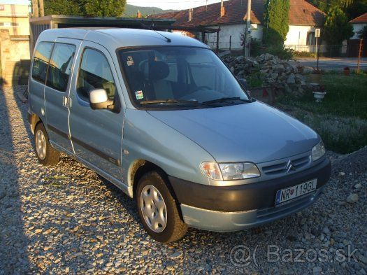 citroen berlingo - 1