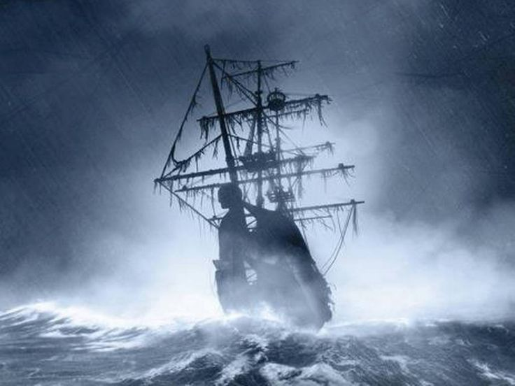 Caleuche is a ship that sails and roam the seas of Chiloé and southern rivers. Is manned by powerful sorcerers, and on dark nights will brightly lit. In his voyages aboard listening to music constantly. Hidden in the midst of a dense fog, which he produced. Never navigates daylight.