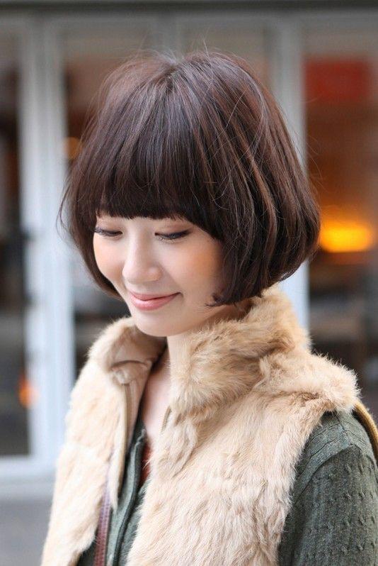 Koreanische beliebte Frisuren für Frauen: Populär Frisuren For Prominenten ~ frauenfrisur.com Frisuren Inspiration