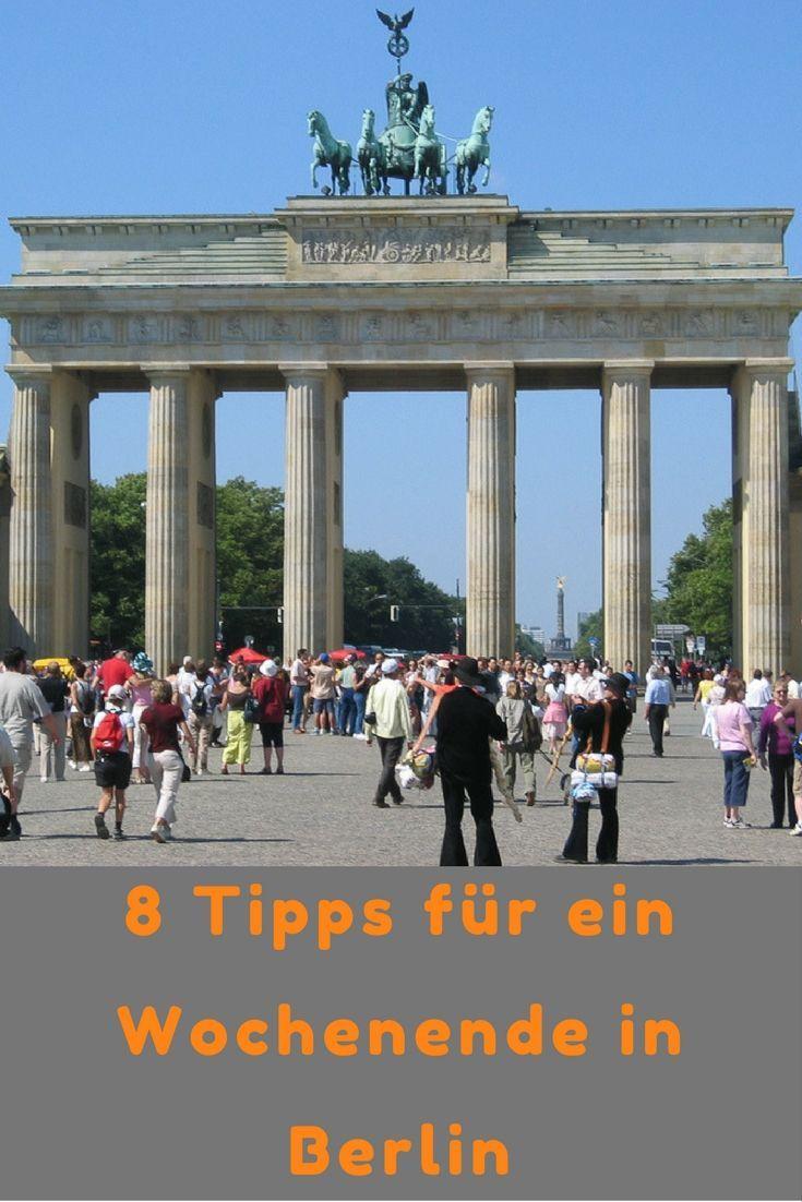 8 Tipps für ein Wochenende in Berlin, Sehenswürdigkeiten, Restaurants, Streetfood und Kultur