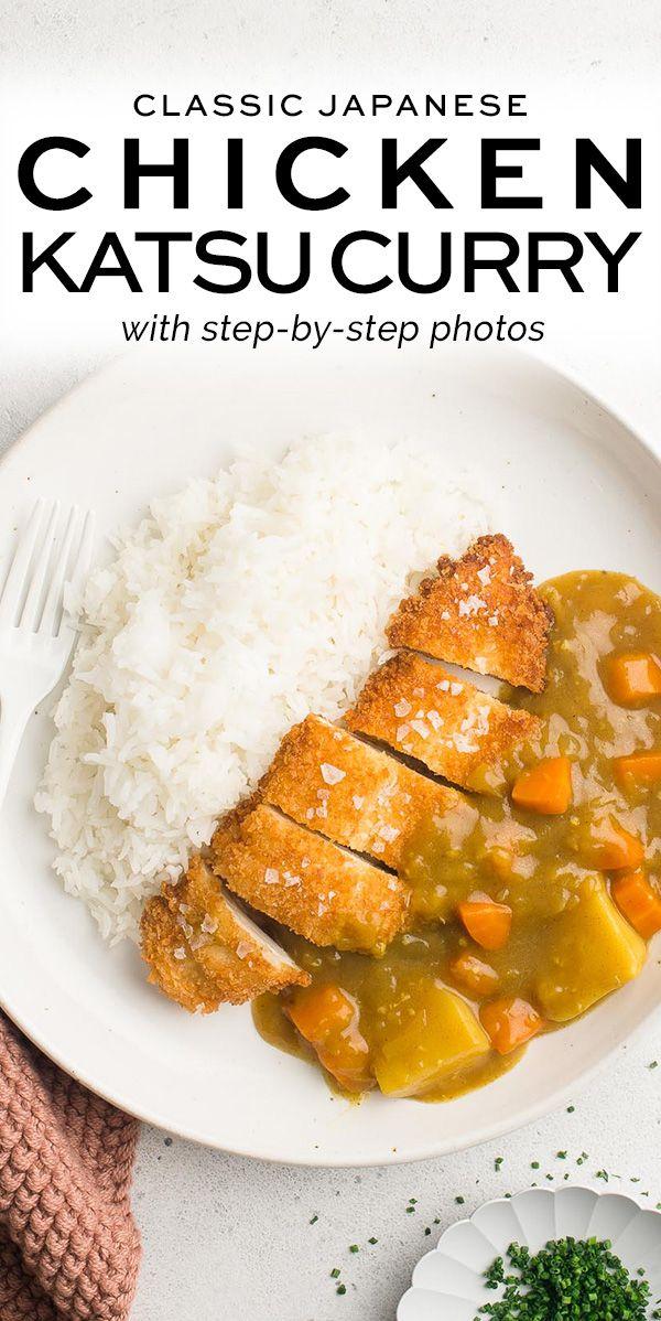 Chicken Katsu Curry With Step By Step Photos Eat Little Bird Katsucurry Katsu In 2020