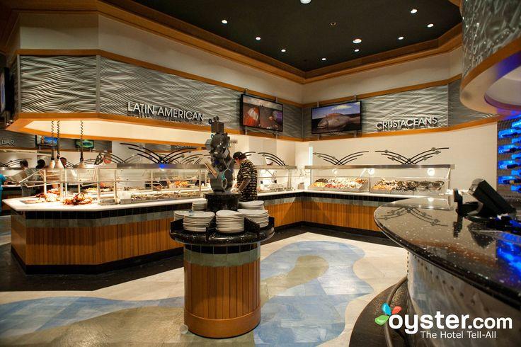 best casino seafood buffet in shreveport