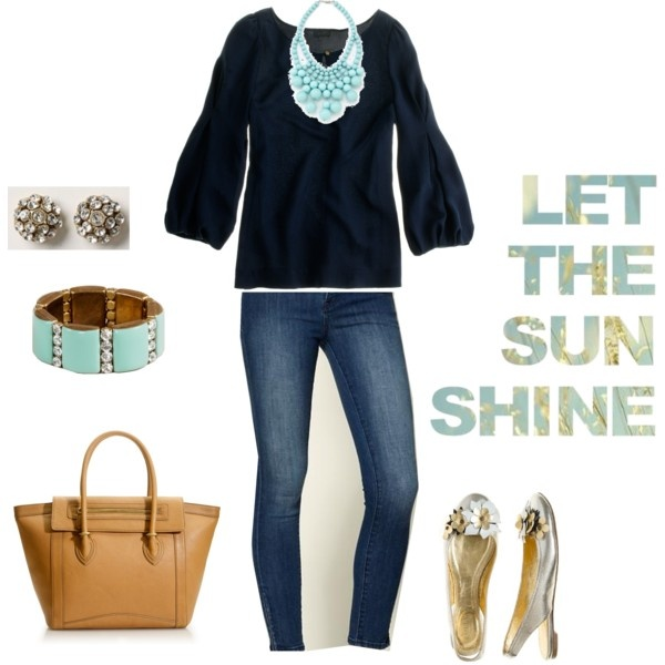 Outfit: Sun Shine, Fashion Ideas, Statement Necklace, Women Fashion Outfits, Spring Autumn Outfits, Fall Winter Wardrobes, Style Pinboard, Ahhh Outfits, Spring Outfits