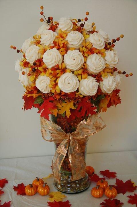 @Emily Vose solomon cupcake bouquet