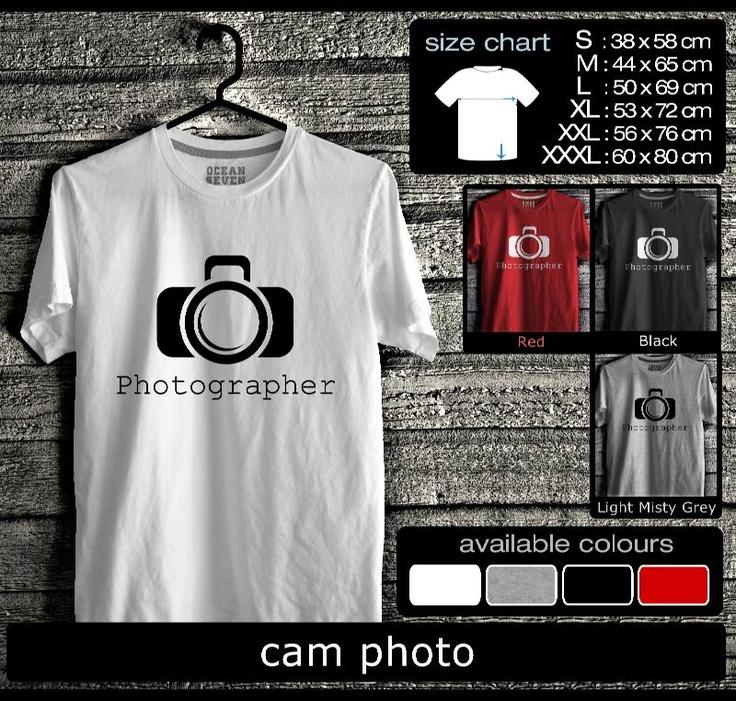 Kaos Kamera Dan Fotografi 3