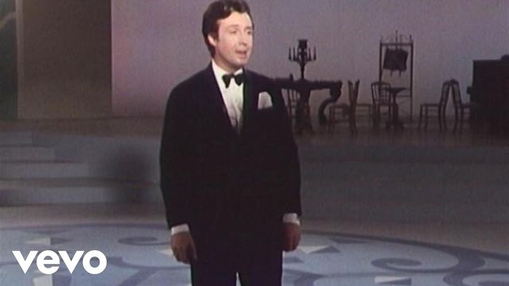Peter Alexander - Oh Lady Mary (ZDF Drehscheibe 16.02.1970)