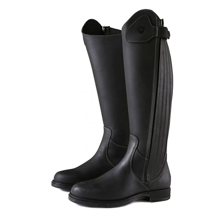 Derby House Pro Long Leather Boots
