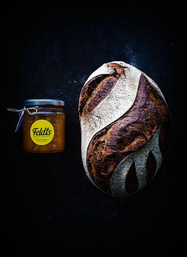 Bread from Feldts bakery