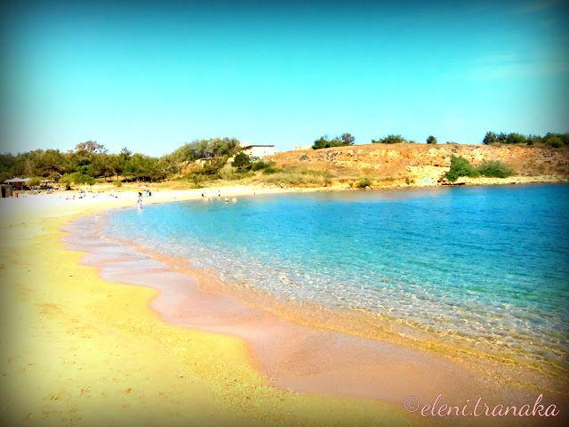 Ελένη Τράνακα: Αγίοι Αποστόλοι, Χανιά - Κρήτη / Agioi Apostoloi, Chania - Criti