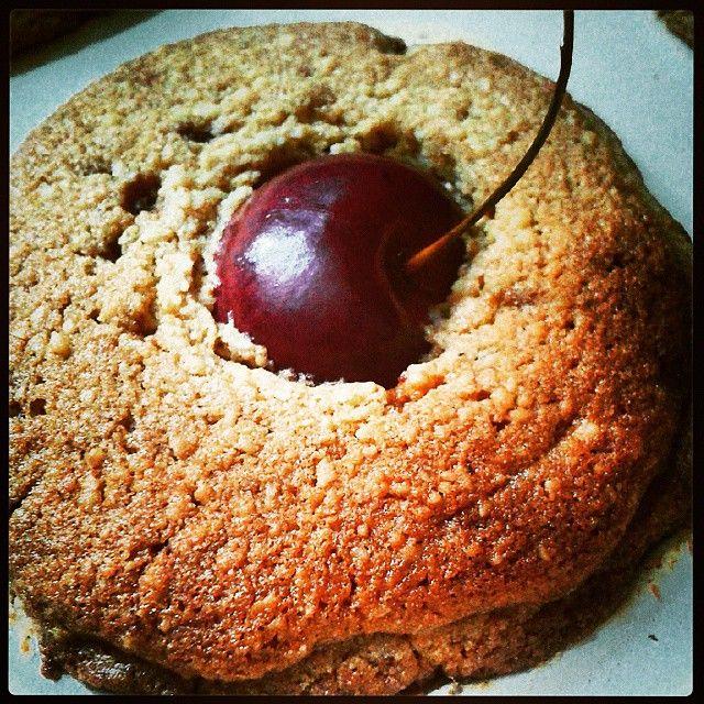 #crostata con #crema #frangipane