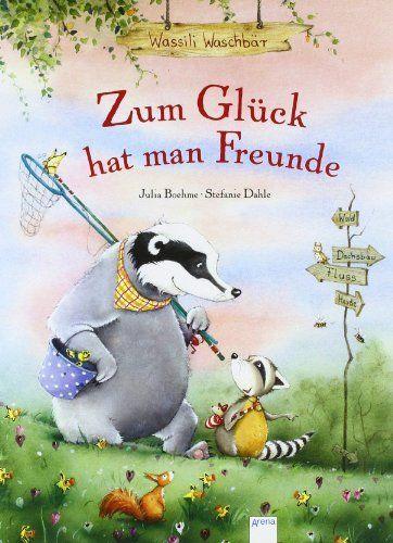 Wassili Waschbär. Zum Glück hat man Freunde von Julia Boehme, http://www.amazon.de/dp/3401094939/ref=cm_sw_r_pi_dp_3rwqsb0X7NASD