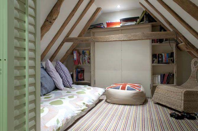 12 Unbelievable Secret Attic Rooms Ideas Attic Renovation Attic Apartment Attic Design