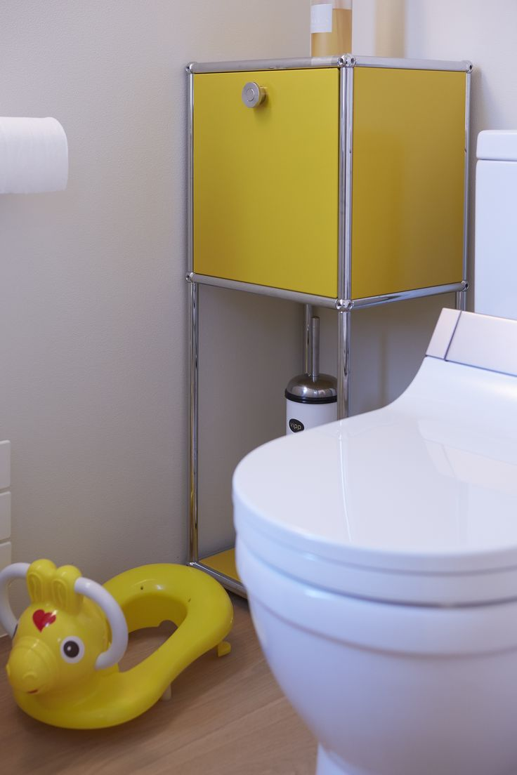 22 best salles de bain inspirations usm images on pinterest room live an - Rangement petite salle de bain ...