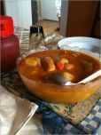 #haitiansoup, #soupayisyen, Haitian Foods and Fruits Names: Haitian Creole Cuisine and Haitian Recipes - A Whole Year of Free Haitian Foods and Meals