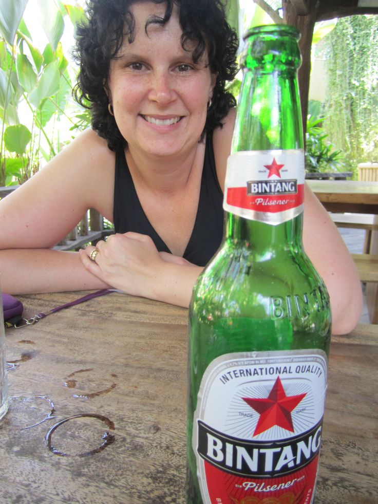 I'm certainly my happiest when I'm on holiday in Bali #Bintang #Bali #JRDutyFreePin2Win