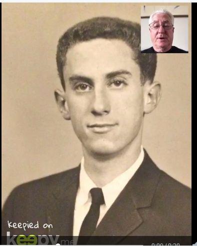 Keepy @Keepyme    Happy #genealogyselfie day with video #familyhistory #storytelling #selfie