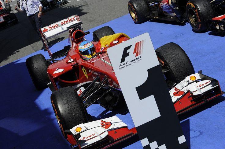 Formula1 2014: GP di Spagna gara di casa per Fernando Alonso