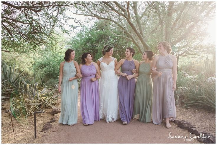 Sage, lavender and taupe wedding colors