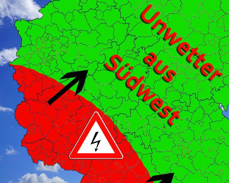 +++ Mit dem Sommer neue Unwetter +++  Heute ist offiziell der Sommer bei uns eingetroffen, obwohl er wettertechnisch schon da war. Allerdings kommt erneut Feuchte mit zu der Warmluft, sodass wieder teils heftige Gewitter entstehen können.  mehr dazu: https://news.unwetter24.net/mit-dem-sommer-neue-unwetter/  #Unwetter #Gewitter #Hagel #Platzregen #Schauer #Böen #Wetter
