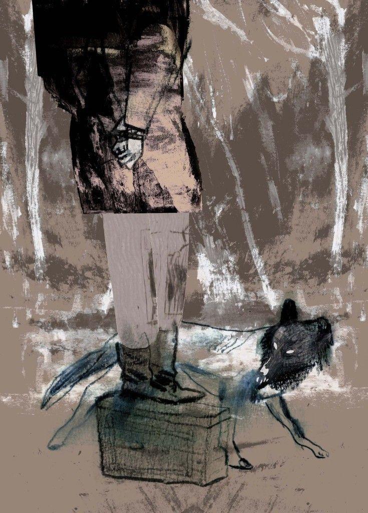 Diarios de supervivencia Jack London Ilustraciones: Jorge González. Astrorey. http://www.yekibud.es/astrorey/