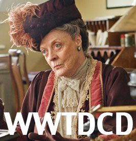 What Would the Dowager Countess Do, Downton Abbey: Downtonabbey, Maggie Smith, Funny, Abbey Fans, Maggiesmith, Downtown Abbey, Downton Abbey, Violets Crawley, Dowager Countess