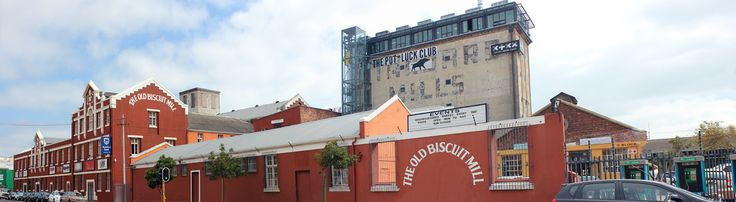 The Old Biscuit Mill's new life