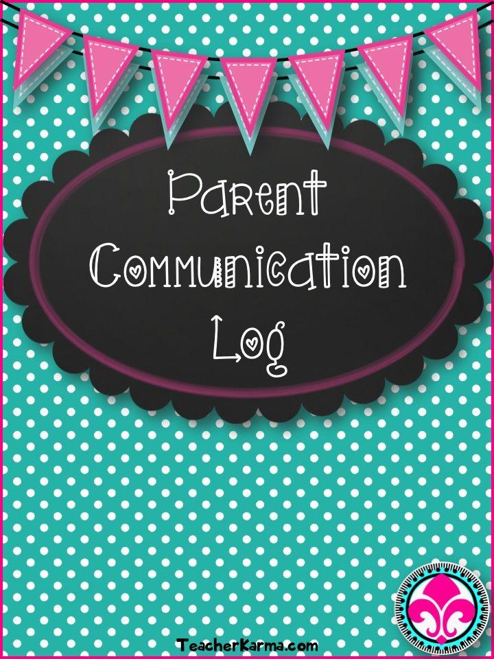 Best 25+ Parent communication log ideas on Pinterest - contact log template