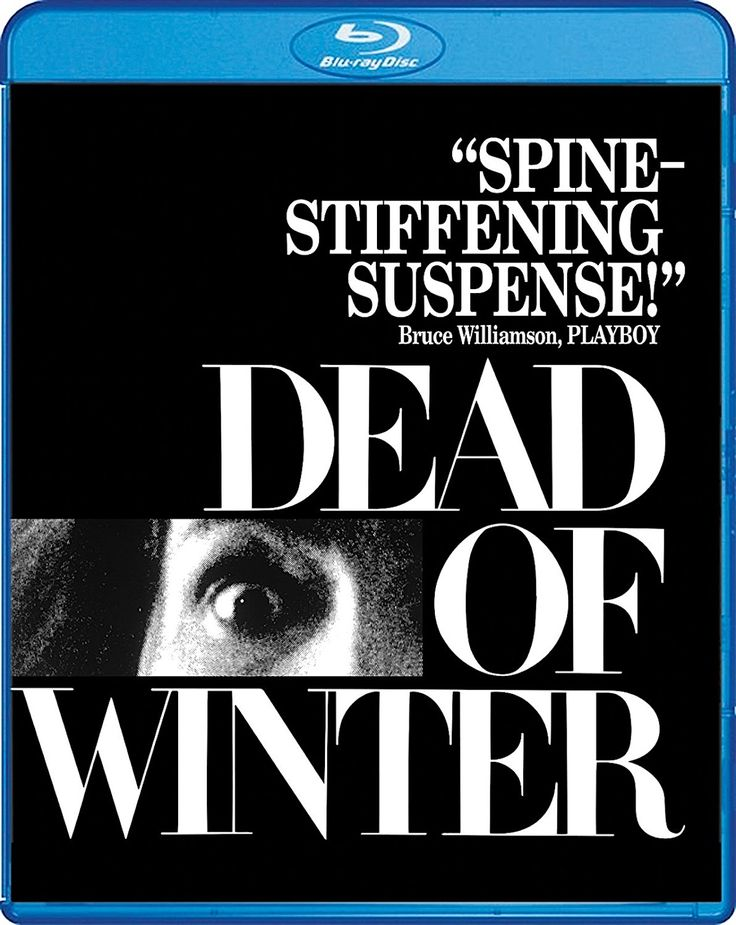 DEAD OF WINTER BLU-RAY