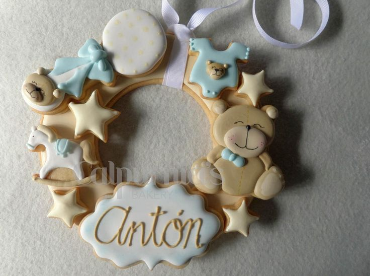 Baby Wreath | Cookie Connection
