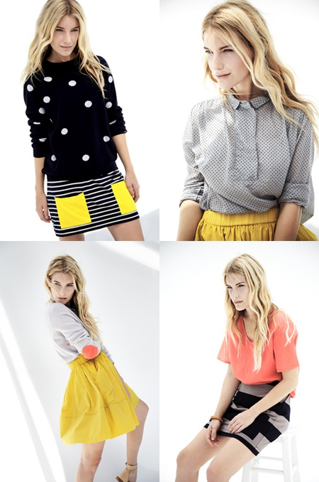 chinti & parker: Girl Skirts, Color Combos, Chinti Parker, Beautiful Skirts, Outfit Styles, Work Outfit, Elegant Skirts