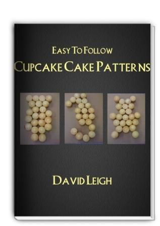 Cool Cupcake Cake Patterns  If anyone sees this book while shopping or browsing, please let me know where. I can get it for Kindle but I need a hard copy.