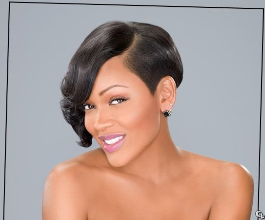 PICS/VIDEO: MEAGAN GOOD NEW FACE OF 'PINK SMOOTH TOUCH' RELAXER + B.T.S VIDEO – CONCRETELOOP.COM | QUALITY NOT QUANTITY