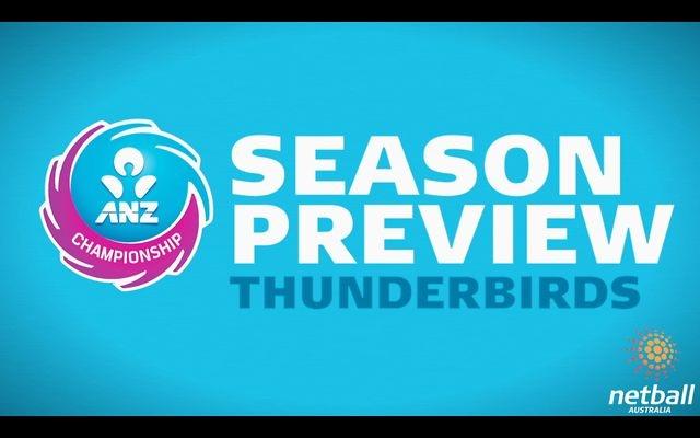 ANZ Championship 2012 Season Preview - Adelaide Thunderbirds by Netball Australia.