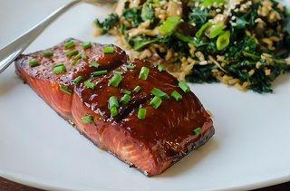 TableCrowd blog: Delicious Barbecue Alternatives: Salmon Teriyaki