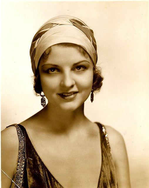 lovely ziegfeld girl - 1920s