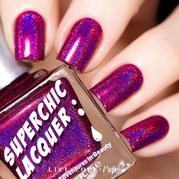 SuperChic Trap Queen Nail Polish (Urban Dictionary Collection)