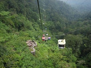 Genting Highlands Cable Car, Malaysia