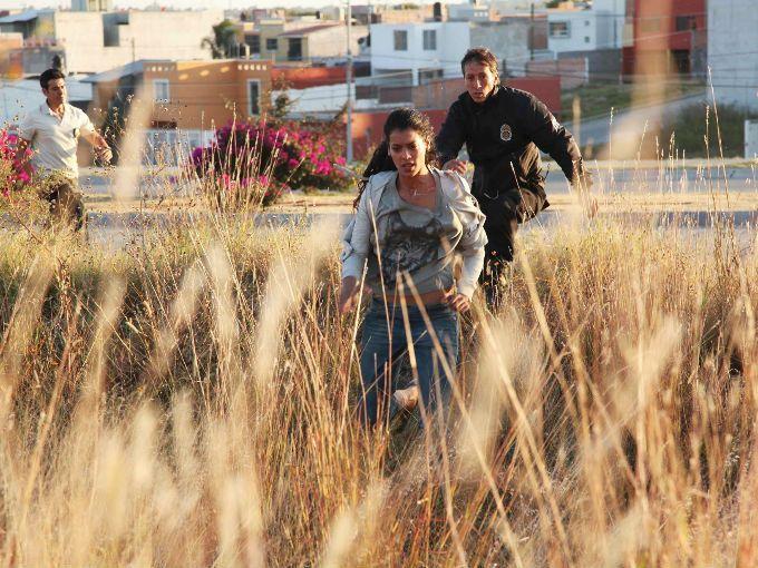 Antes de las nominaciones al Oscar el equipo de la película Miss Bala quema sus últimos cartuchos promocionales en Hollywood. Diego Luna, quien es uno de los productores, mencionó que es uno de los premios a los que la cinta aspira, sobre todo porque significa representar a México en una entrega tan importante.